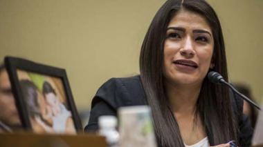 """Madre de niña que murió denuncia en Congreso de EEUU """"crueldad"""" de centros para migrantes"""