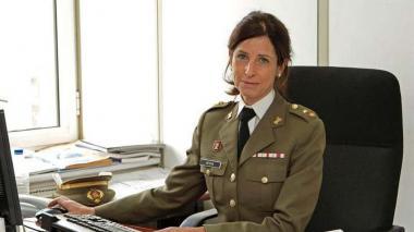 Por primera vez una mujer será general del ejército español