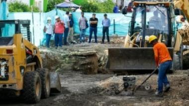 Breves de la Costa | Avanzan obras en la 22 del barrio La Ford de Sincelejo