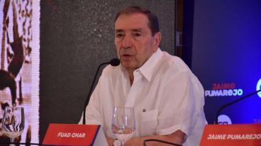"""En video   """"Lo de Borja es muy lejano, difícil, lo de Celis está más cerca"""": Fuad Char"""