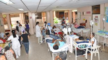 En Hospital de Valledupar, tutelas a favor de venezolanos ahogan finanzas