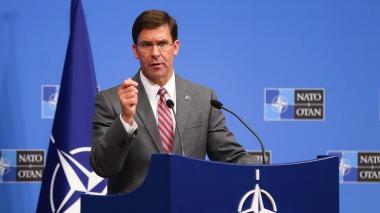 El Pentágono nombra su tercer jefe de Defensa en siete meses