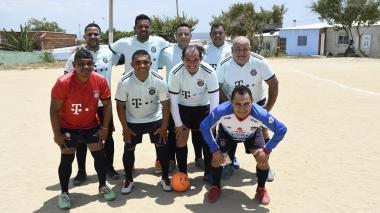 ¡A jugar se dijo!   Betulia y Fusión protagonizan vibrante juego en Villa del Rosario