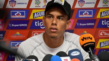 """""""No vengo de paso, vengo a quedarme"""": Stiwar Acuña"""