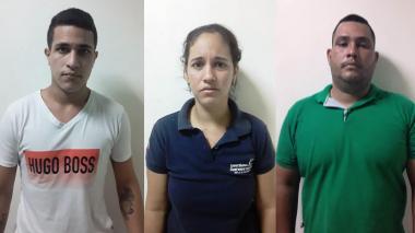 Capturan a tres venezolanos por extorsión en Santa Marta