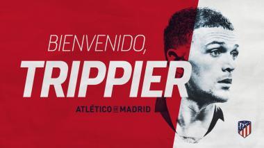 El Atlético ficha a Trippier para los próximos tres años