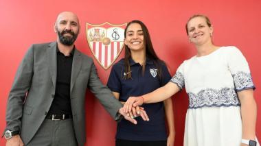 La colombiana Isabella Echeverri es nueva jugadora del Sevilla