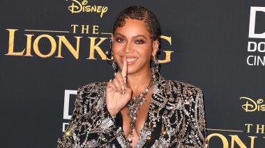 Beyonce emociona con su nuevo álbum inspirado en el Rey León