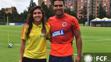 Natalia Gaitán y Falcao García.