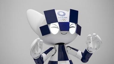 En video   Robots mascotas y portadores de jabalinas en los Juegos de Tokio