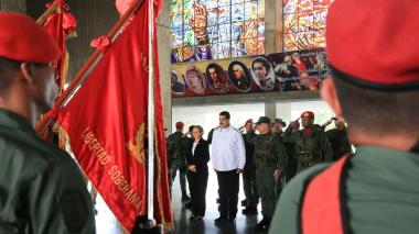 """Militares denuncian """"nefastas intenciones"""" por reintegro de Venezuela a tratado de defensa"""