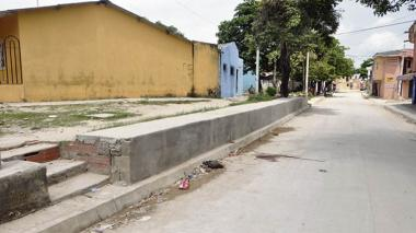Barrio Las Trinitarias.