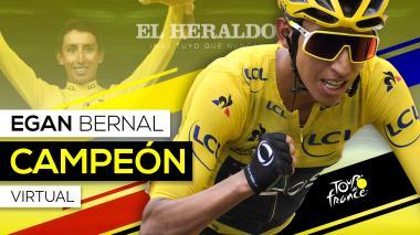 """El logro de Egan """"llena de emoción y alegría a todos los colombianos"""": Duque"""