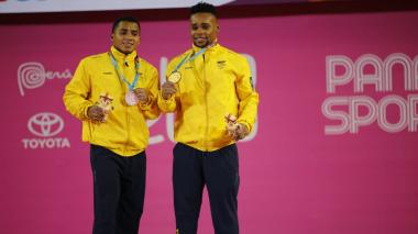 En video | Mosquera logra la primera medalla de oro para Colombia en los Panamericanos