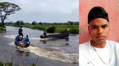 Recuperan cuerpo de joven desaparecido en un caño de Córdoba