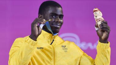 Rivas se impone en los 96 kilos masculino en los Panamericanos