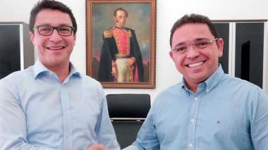 En audio   Polémica en Santa Marta tras filtración de conversación entre Martínez y Caicedo con tintes políticos