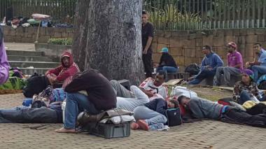 Migración rechaza panfletos amenazantes contra venezolanos que residen en Bucaramanga