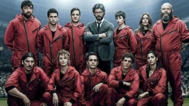La serie alcanzó 34 millones de espectadores en una semana.