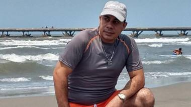Ariel López Romero, docente asesinado en Soledad.