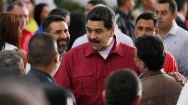 """Maduro denunciará en la ONU la """"amenaza ilegal"""" de Trump de bloqueo a Venezuela"""