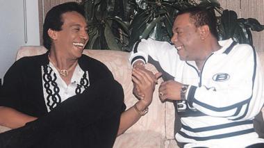 En video | Hay canciones inéditas de Diomedes Díaz y Joe Arroyo: dirigente Sony Music