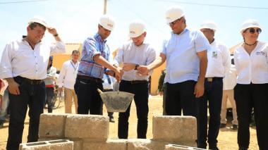 $12 mil millones se invierten en proyecto de 518 viviendas en Manaure, La Guajira