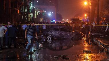 """Acto """"terrorista"""" en Egipto: un vehículo explota y mueren 20 personas"""