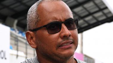 Orlando Ibarra, presidente de la Liga de Atletismo del Atlántico.