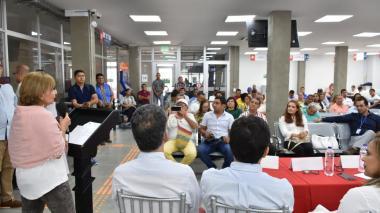 JEP abre su primera sede, fuera de Bogotá, en Corozal