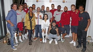 En video | El Barça se alía con Sony Music para crear experiencias únicas de entretenimiento