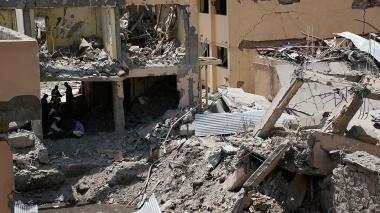 Al menos 14 muertos y 145 heridos deja atentado talibán con carrobomba en Kabul