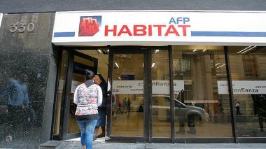Chilena AFP Habitat compra Colfondos y entra a Colombia