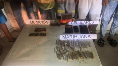 En video   'Los Villanos' azotaban con hurtos y venta de droga