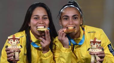 Juegos Panamericanos, oros con aroma de mujer