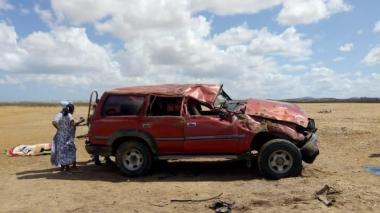 Transporte ilegal para turistas en la Alta Guajira, grave daño al sector: operadores