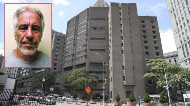 Caso Epstein: cambian a director de la prisión y suspenden a dos guardias
