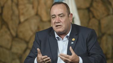 El presidente electo de Guatemala, Alejandro Giammattei, dijo que espera que la relación con Estados Unidos se base en el respeto y la reciprocidad.