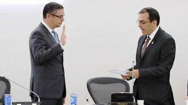 Cordobés Fabio Amín, nuevo vicepresidente de la Comisión I de Senado