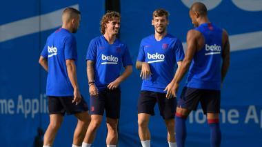 Sin Messi, Barcelona abre la Liga en Bilbao