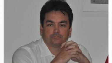 Carlos Alberto Ordosgoitia Sanín, candidato a la Alcaldía de Montería.