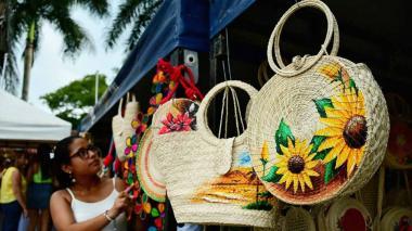 Feria Artesanal de Usiacurí, un legado que se pone de moda