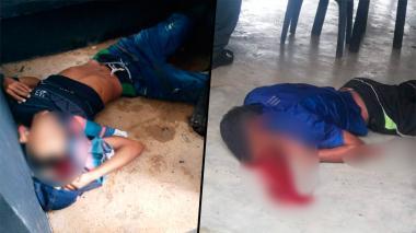 Ataque a bala en estadero de San José de Uré: dos hombres muertos