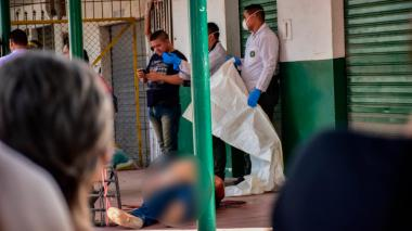 Asistió a una cita que le pusieron y lo asesinan de un balazo en Simón Bolívar