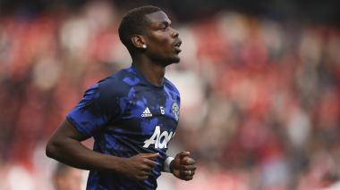 Manchester United condena insultos racistas contra Paul Pogba