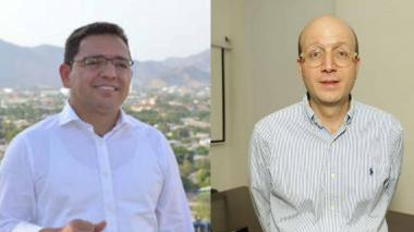 Rafael Martínez denunció presuntos actos ilegales de su sucesor Rugeles