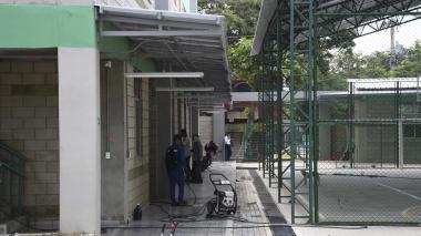 Nuevamente se aplaza entrega del colegio Gabriel García Márquez