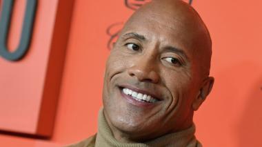 Dwayne 'La Roca' Johnson vuelve al top de los actores mejor pagos, según Forbes