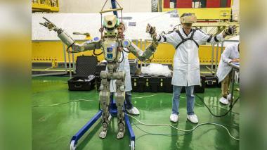 La nave con robot ruso no logra acoplarse a estación espacial