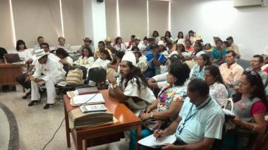 Tribunal ordena proteger 'Línea negra' para reparar a etnias víctimas de Giraldo